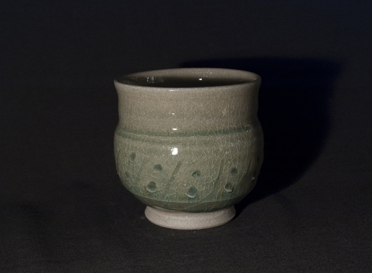 Celadon Yunomi