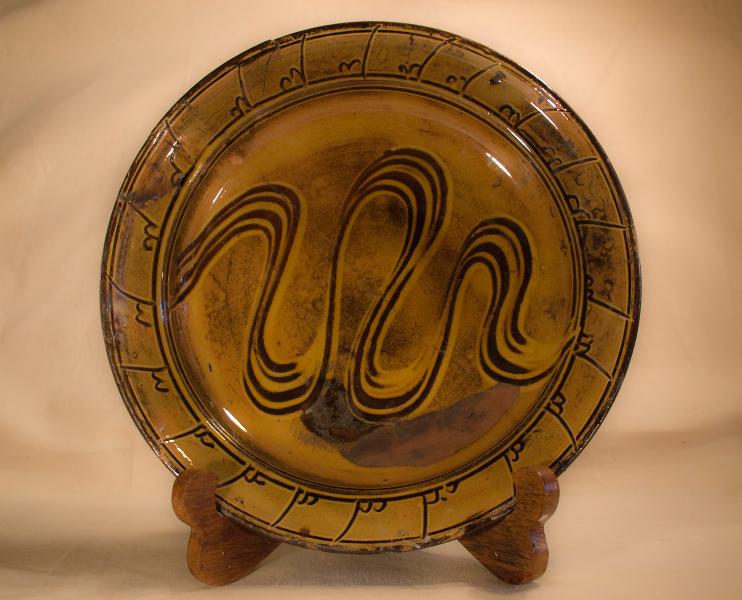 Cardew Platter