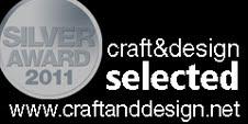 Craft and Design mag. Silver Award