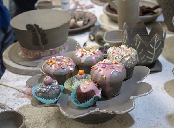 potter's tea party