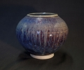 Jar Flambe glaze
