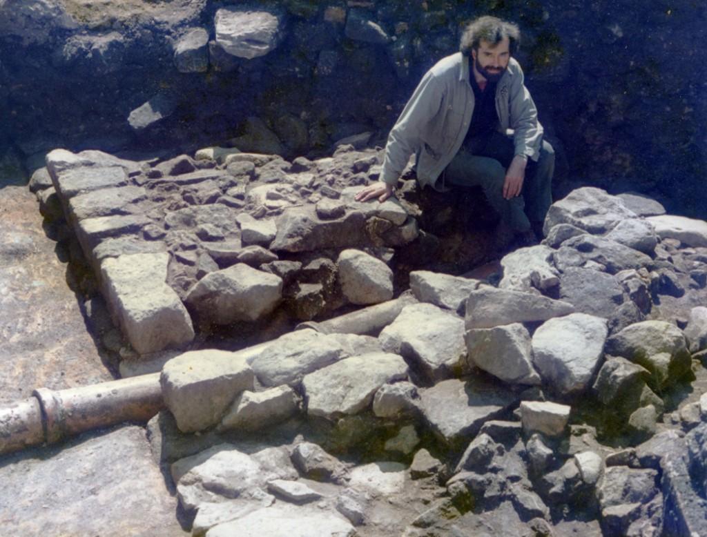 the Roman Milecastle
