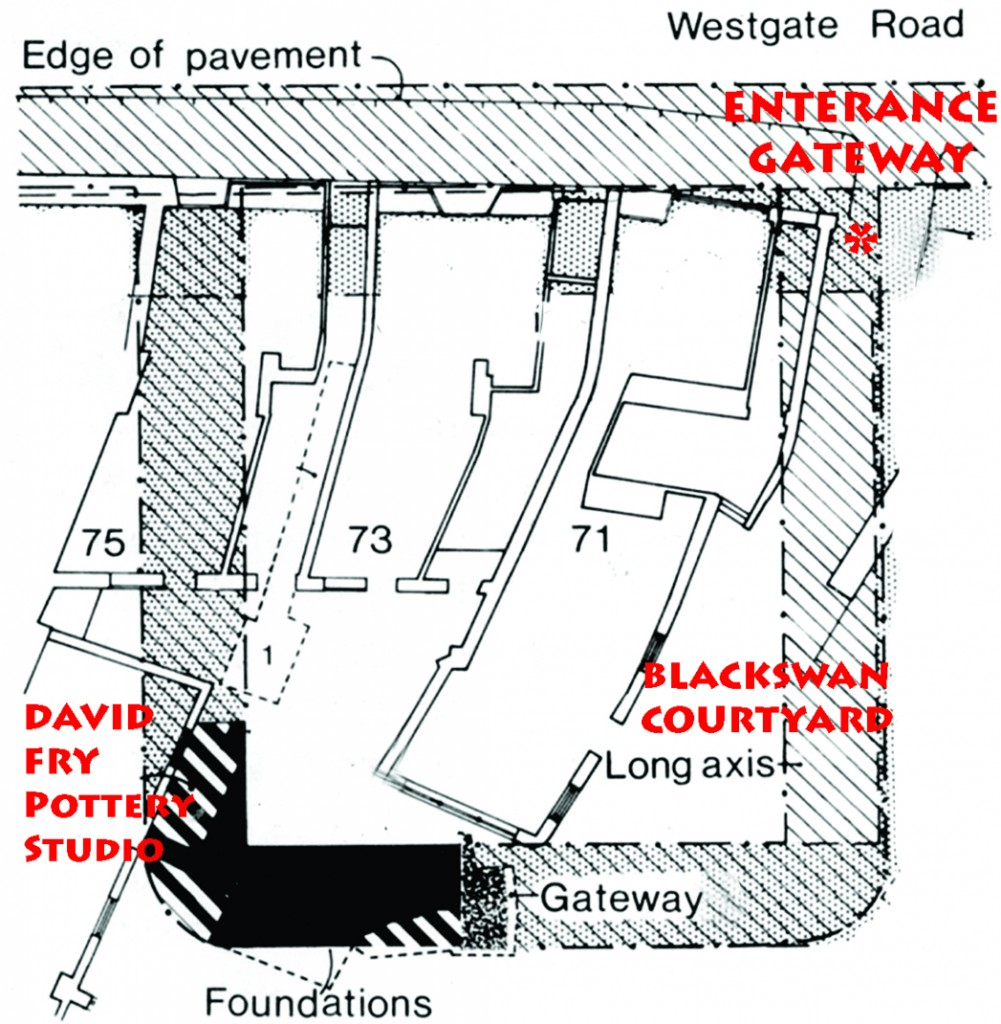 Milecastle on Hadrian's Wall