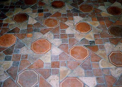 The floor tile project