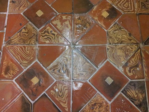 my studio floor
