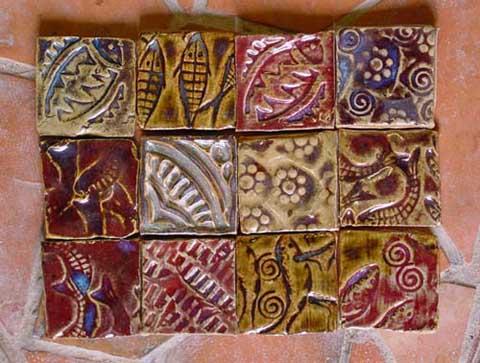 stoneware tiles
