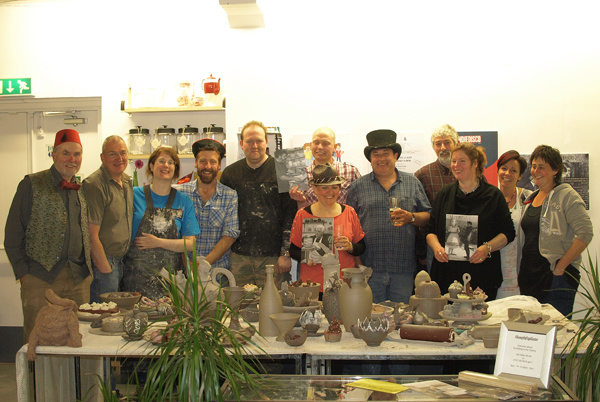 the Northern Clay group